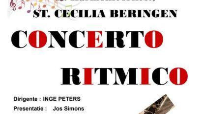 St. Cecilia brengt 'Concerto Ritmico'