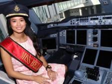 Miss Belgique ne trouve pas de travail comme pilote