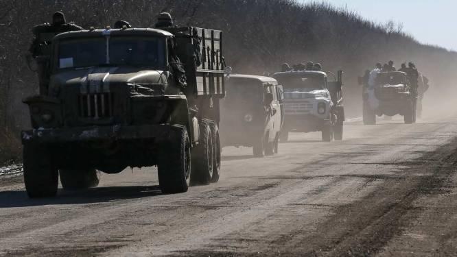 Westen reageert verontwaardigd op val Debaltseve