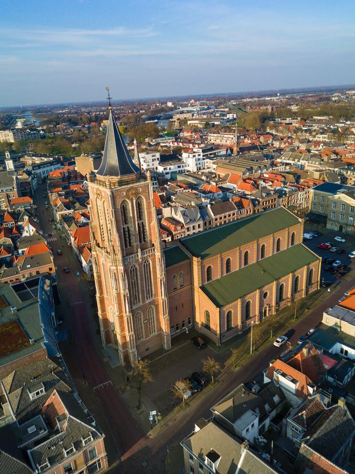 De Grote Kerk in Gorinchem