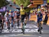 Crosser Van Aert is nu al volleerd Tour-renner: 'Zoveel meer dan verwacht'