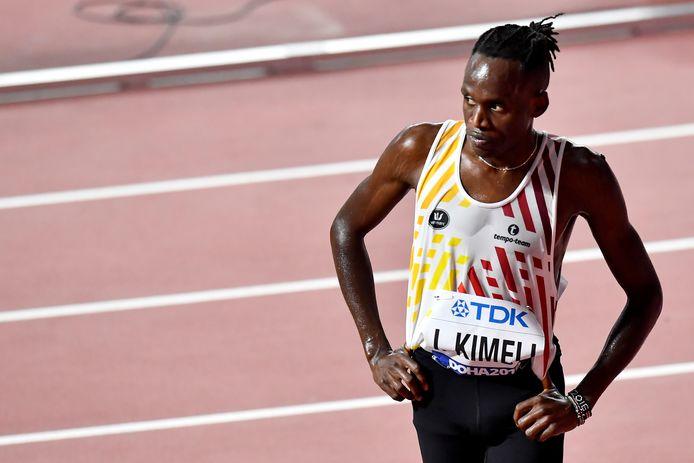Isaac Kimeli.