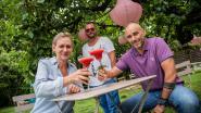 Heidi en Olivier brengen de Provence naar tuin Appelsveer: elke zondag tapas, cocktails en muziek