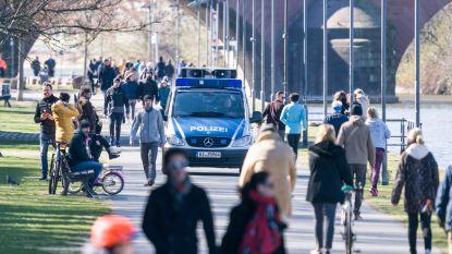 Duitsland verscherpt coronamaatregelen en komt met contactverbod: inwoners mogen niet langer met meer dan twee bij elkaar zijn