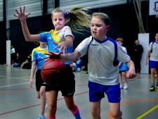 Dordtse kinderen ontdekken hun basketbaltalent
