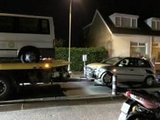 Twee gewonden na ongeluk met twee auto's in Almelo