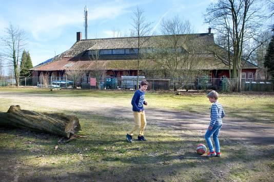 De SS-sporthal wordt gerenoveerd