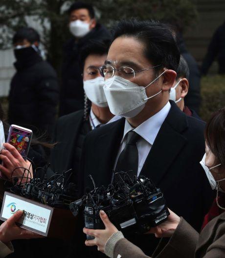 Samsung-baas opnieuw de cel in vanwege omkoping