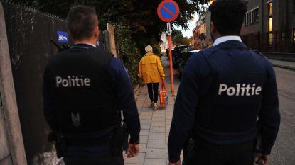 Inbrekers opgepakt in Spiegelstraat