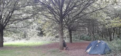 'Verward persoon' kampeert al drie weken in buitengebied Zevenbergen