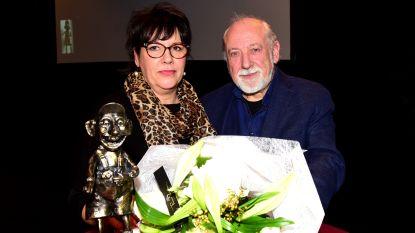 Annemie Mignon wint Bronzen Urbanus