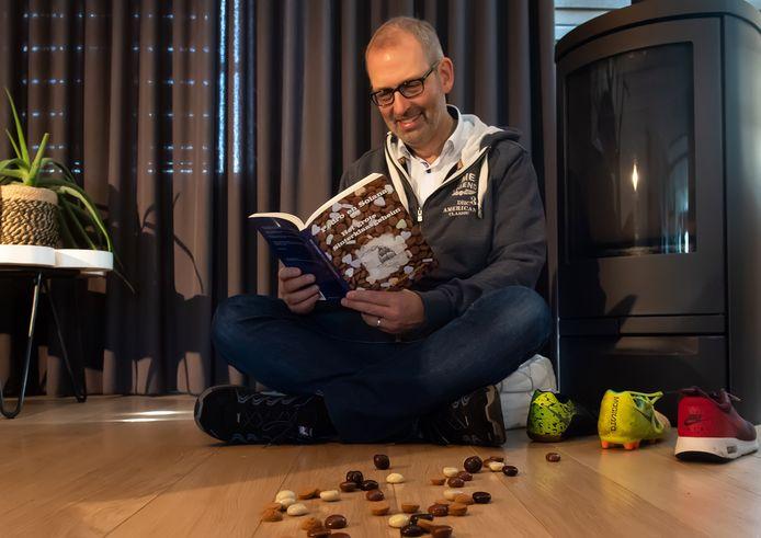 Kees Lintermans schreef een boek voor zijn kinderen.