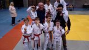 Judoclub Lennik schittert op eerste Vlaams-Brabantse jeugdontmoeting