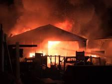 Geen brandstichting bij autohandel Buhne in Veldhoven