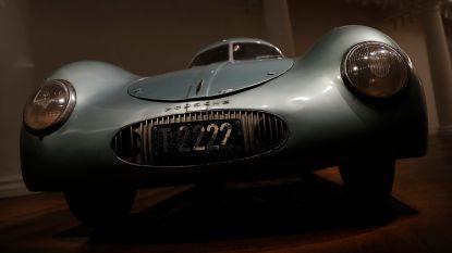 De oudste Porsche wordt deze zomer geveild