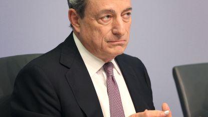 ECB zet eerste stap naar afbouw stimulus
