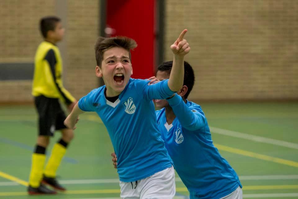 100% Voetbal Futsal Cup komt er weer aan