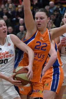 Tien basketbalsters van het Apeldoornse Royal Eagles naar Oranje-teams