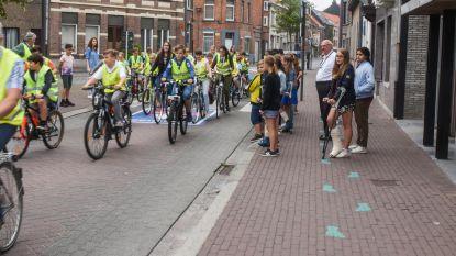 Eerste Zeelse fietsstraat geopend