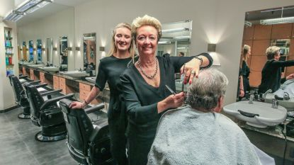 Kapsalon Taelman 45 jaar in Ring Shopping