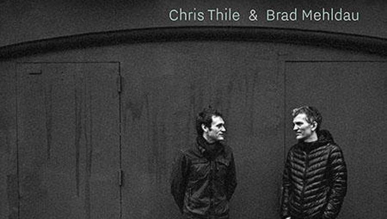 Cover van Chris Thile en Brad Mehldau Beeld