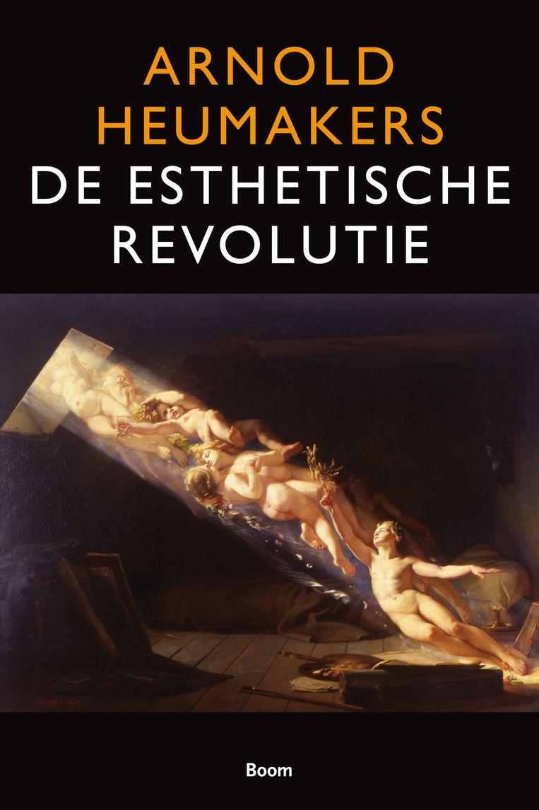 Arnold Heumakers - De esthetische revolutie Beeld TR Beeld