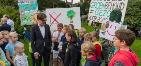 Vleermuis maakt bouwen in Bilthovense bossen peperduur