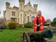 Kasteel Meerwijk te koop: Kijkdag met  kanonnen en koikarpers