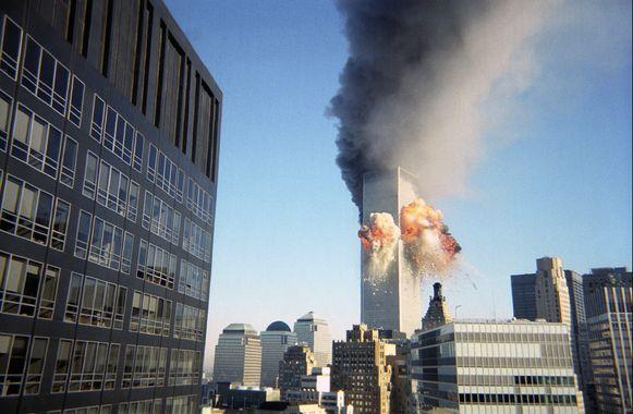 De aanslagen van 11 september 2001 werden volgens de Egyptische columniste door de VS zelf opgezet.