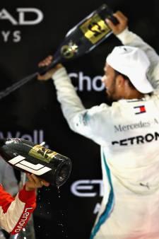 Hamilton: 'Een eer om met Vettel te vechten'