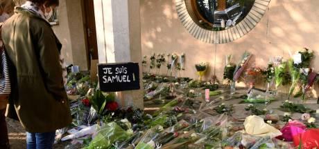 À Conflans-Saint-Honorine, un millier de personnes en hommage à l'enseignant décapité