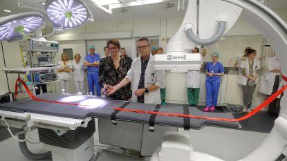 """Klina opent 'hybride' operatiezaal: """"Dit kan levens redden"""""""