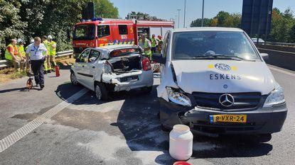 Hulpdiensten kunnen ongeval niet meteen vinden