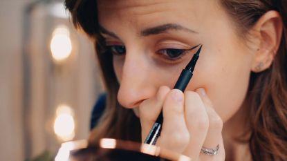 1-minuut beautytip: een simpele smokey eye aanbrengen