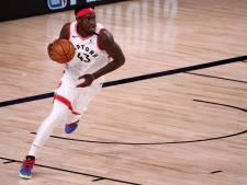 Basketballers Toronto wijken uit naar Florida voor duels NBA