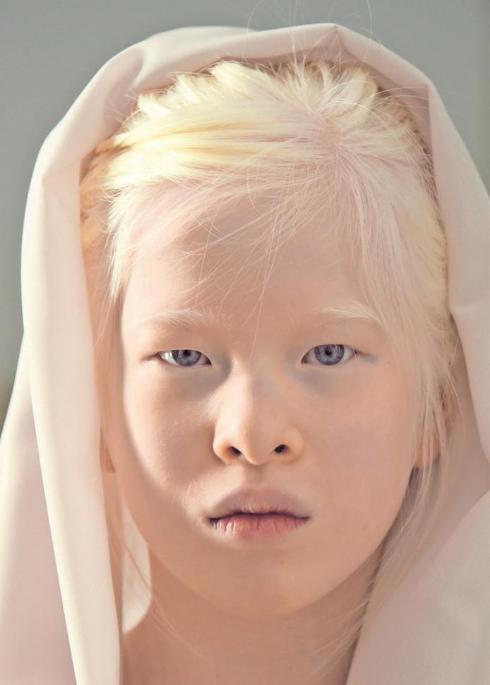 Xueli wil model worden met een boodschap.