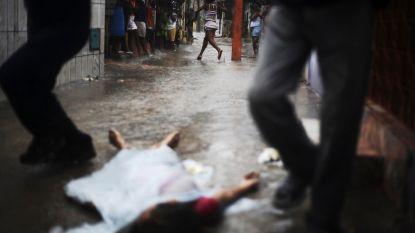 Brazilië verbreekt eigen (triest) record: bijna 64.000 moorden op een jaar