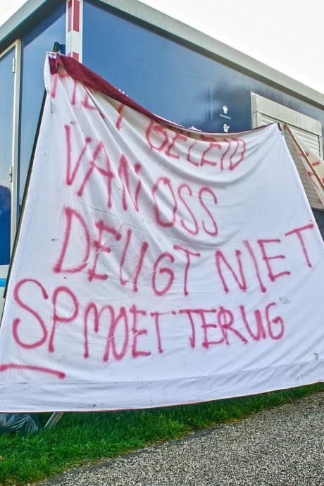 Dakloze Den Dekker kraakt schaftkeet plantsoenendienst in Oss: 'Ik moet ook ergens slapen'