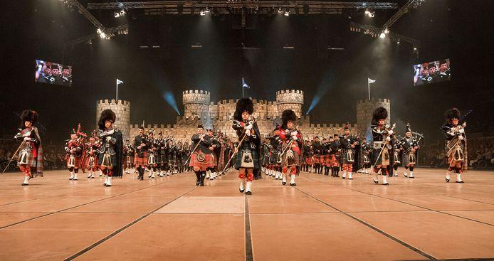 De Music Show Scotland op toernee.