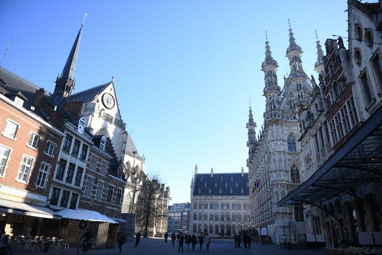 Illustratie Leuven