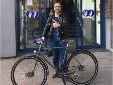 """Politie vindt fiets volkszanger Wim Claeys terug: """"Lang leve de Gentse flikken"""""""