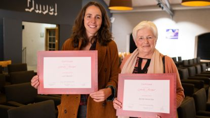 Gabriëlla Moortgat Stichting schenkt 25.000 euro aan 2 'sterke vrouwen'