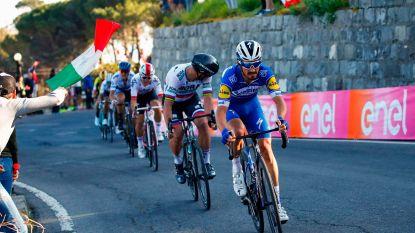 """KOERS KORT. """"10 miljoen euro nodig om beschadigde Poggio klaar te krijgen"""" - Alaphilippe rijdt de Ronde"""