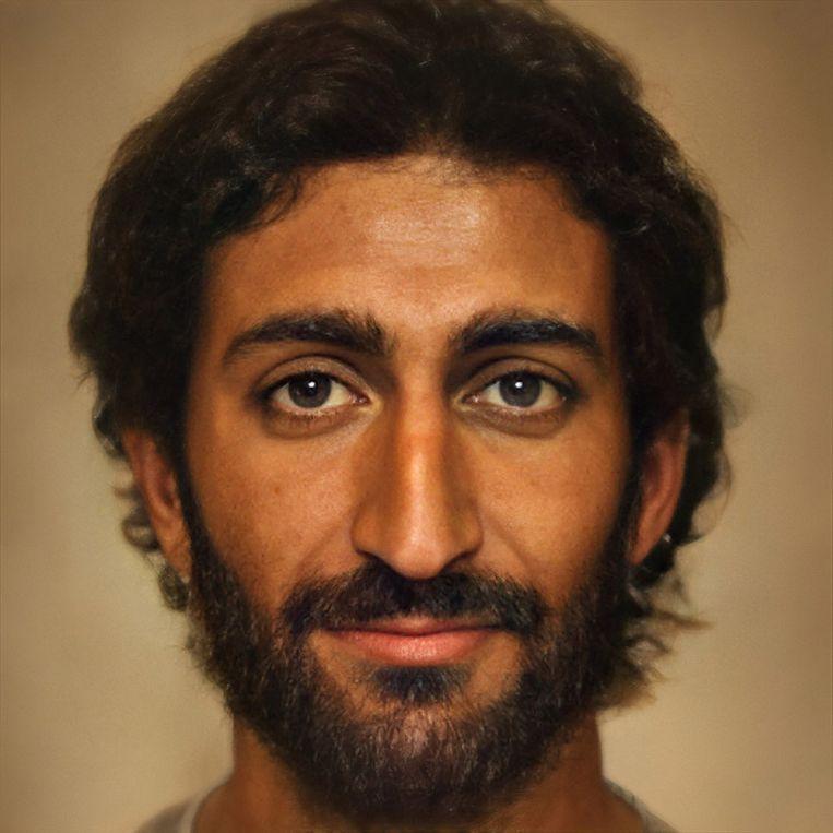 'Jesus of Nazareth'. Beeld Bas Uterwijk