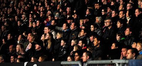 Geen bier op de tribune tijdens Willem II-NAC