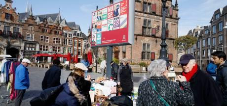 Definitieve uitslag Nijmegen: Oost kleurt groen, grote winst Thierry Baudet in Hatert en Dukenburg