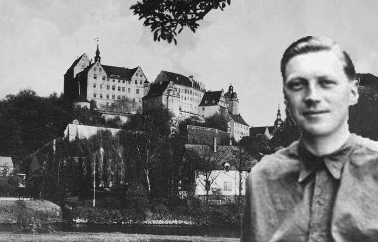 Airey Neave ontsnapte uit de beruchte gevangenis van Colditz.