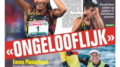 Eerste Belgische wereldkampioen zeilen ooit