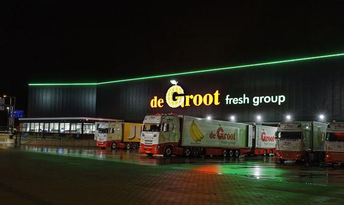 De Groot in Hedel. Personeel van dit bedrijf wordt ernstig bedreigd door criminelen. Foto Jan Zandee