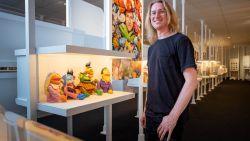 """Koen exposeert unieke collectie in Speelgoedmuseum: """"Grootmoeder heeft mij het verzamelen geleerd"""""""